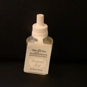 NEW: BERGAMOT MINT - RARE Wallflower Bulb Refill